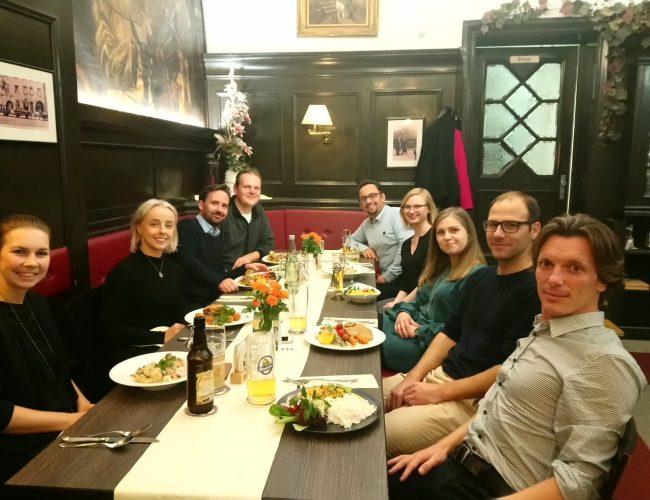 PIETE_Kick-Off - Dinner